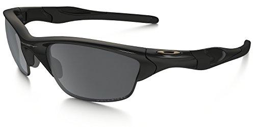 OO9153 04 サイズ OAKLEY (オークリー) サングラス HALF JACKET 2.0 ASIA FIT Polished Black Black Iridiu...