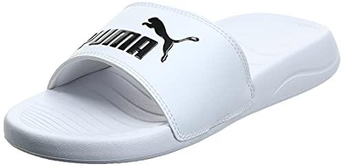 PUMA Mixte Popcat 20 Beach and pool shoes, Puma White...
