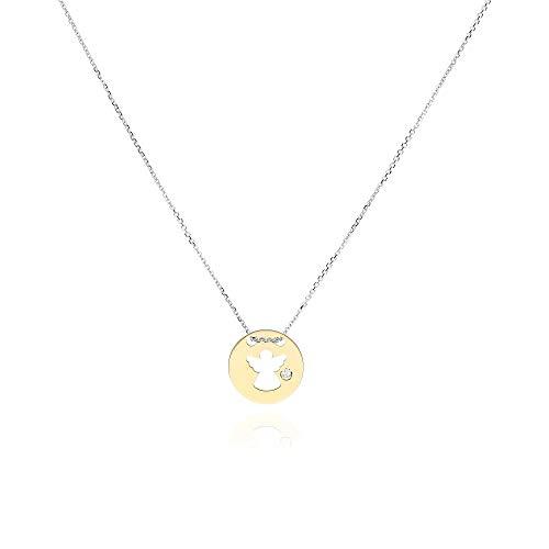 GioiaPura jewellery baby necklace Gold 750 elegant offer code GP-S230527