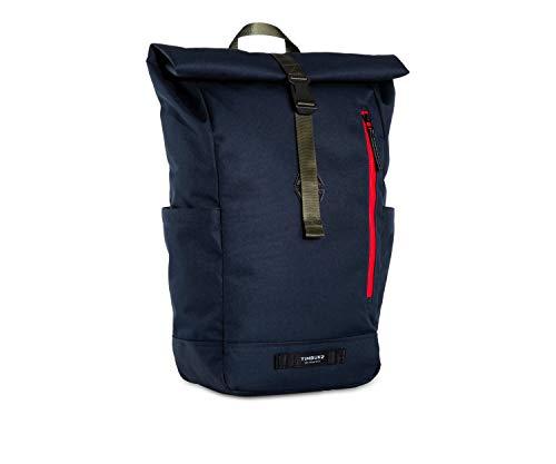 TIMBUK2 Tuck Pack - Roll top, Water-Resistant Laptop Backpack, Nautical/Bixi