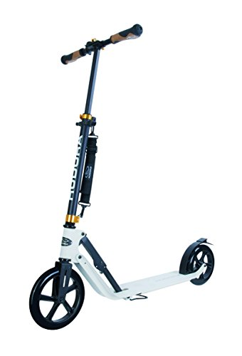 HUDORA Style 230 - Tret-Roller klappbar - Big Wheel City-Scooter Hudora_14236 weiß