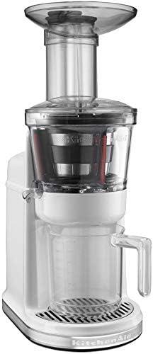 popular KitchenAid 2021 KVJ0111CU Maximum Extraction Juicer, Contour Silver (RENEWED) sale REFURBISHED outlet sale