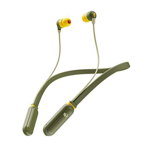 Skullcandy Ink'd+ Wireless In-Ear Earbud - Olive