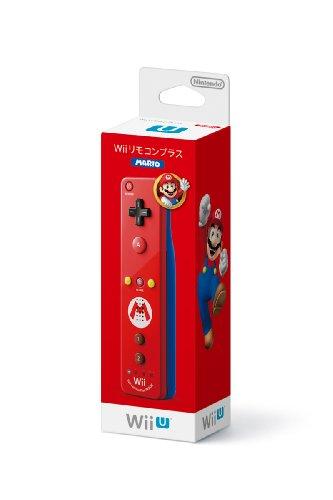 WII U REMOTE PLUS CONTROL - Mario VER. [WII U]