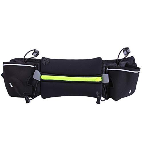 NKns Sport Taschen Outdoor Wasserdicht Multifunktions-Marathonlauf Tasche Wasserkocher Reiten Fitness Handytasche Grün 6 Zoll Handy Universal Venum Rucksack