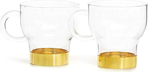Sagaform 5018075 Winter Tassen, Glas