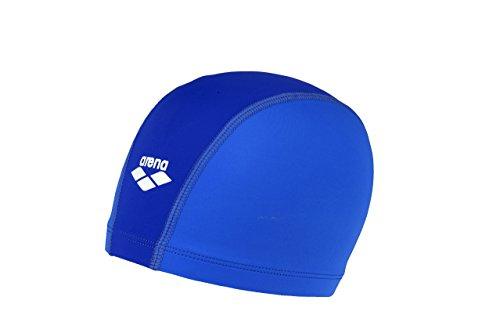 Arena Unix JR, Gorro Natación Unisex Junior, Azul (royal /...