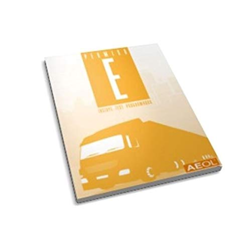 Manual Permiso E + Test Prepárate el Teórico del Carné +E Libro AEOL Carnet
