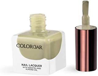 Colorbar Nail Lacquer with Keratin and Almond Oil, 12 ml Model (number/Name) 1160-Adventure