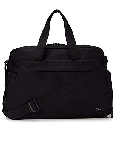 CARE OF by PUMA Unisex Duffle Bag, Black, One Size
