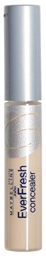 Maybelline New York Concealer EverFresh Medium Beige / Abdeckstift in mittlerem Beige, langanhaltendes Teint-Make-Up gegen Hautunebenheiten, 1 x 7,6 ml