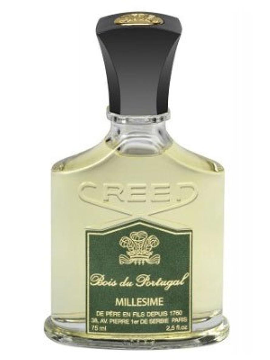 カタログ事前全能Creed Bois du Portugal (クリード ボア デュ ポルチュガル) 2.5 oz (75ml) EDT Spray by Creed for Men