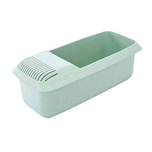 HEMOTON Cuiseur à pâtes pour micro-ondes - Boîte de drainage de nourriture pour la maison, la cuisine, le bureau, le four à micro-ondes - Couleur aléatoire