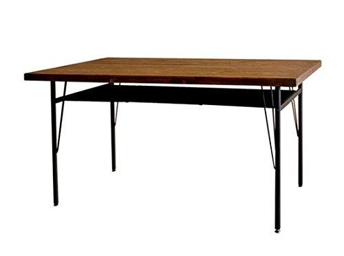 KELT(ケルト)140ダイニングテーブル BK/NA