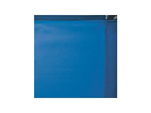 Liner para piscina ovalada 6,10m x 3,75m x 1,20m FPROV610