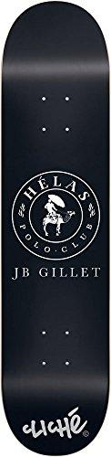 Unbekannt Cliche 10026457 Helas Series Deck, JB Gillet, Size 8.0