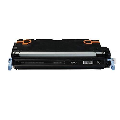 DYYPPWW 645A C9730A Compatible Cartuchos de Tóner,Alta Produccion con Chip,para HP Color Laserjet 5500 5500N 5500DN Impresora,Negro