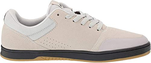Etnies Men's Marana Skate Shoe, White/Black, 13 Medium US
