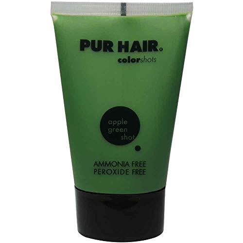 PUR HAIR colorshots apple green, 100ml