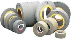24X4X12 Type 1 Semi-Friable Aluminum Oxide Centerless Grinding Wheel (60-K)