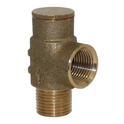 """Merrill MFG PRVNL50 1/2"""" No-Lead Pressure Relief Valve, Metal from Merrill Manufacturing Company"""