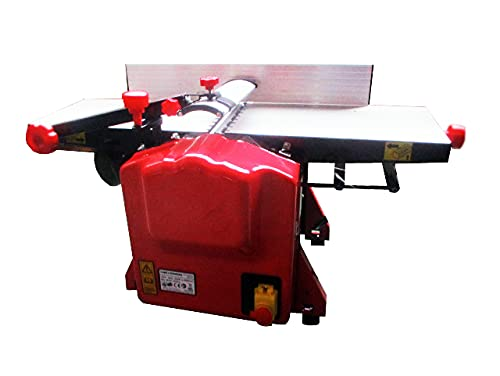Bench Top Jointer Planer 204mm Thicknesser 230V