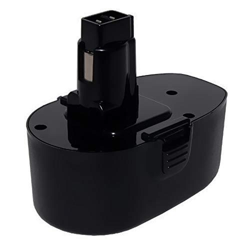CELLONIC® Premium Akku (18V, 3Ah, NiMH) für Black & Decker CD18 / CD18C / CD18CA / CD18CB / CD18CE - A9282 Ersatzakku Batterie Werkzeugakku