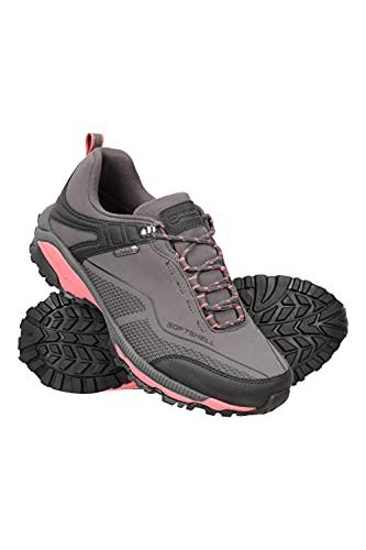 Mountain Warehouse Zapatillas Impermeables Collie para Mujer - Calzado liviano...