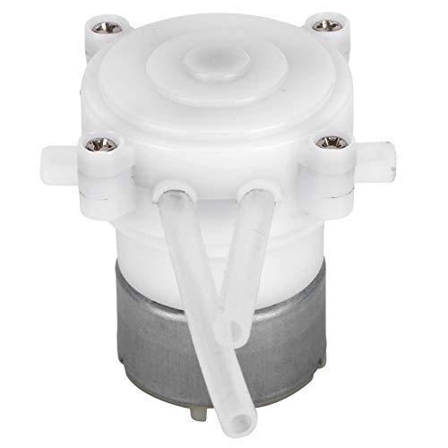 Goick Peristaltic Pump-DC 6V Mini Bomba dosificadora peristáltica para Laboratorio de química de jardín