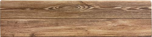 120 x 30 | Holzoptik | Wandverkleidung Steinoptik Wandpaneele (ST 696-325)
