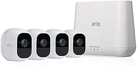 Netgear Arlo pro 2 VMB4000-5 Camera VCS4500C-100NAS (Renewed)