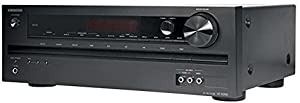 Onkyo AV Receiver HT-R390 5.1 Channels HDMI Home Theater Receiver
