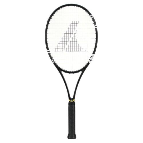 Pro Kennex–Black Ace 98–295G, Color Negro, tamaño 4