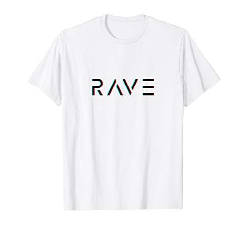 Rave Raven House Musik Techno Festival Goa Acid Trip T-Shirt