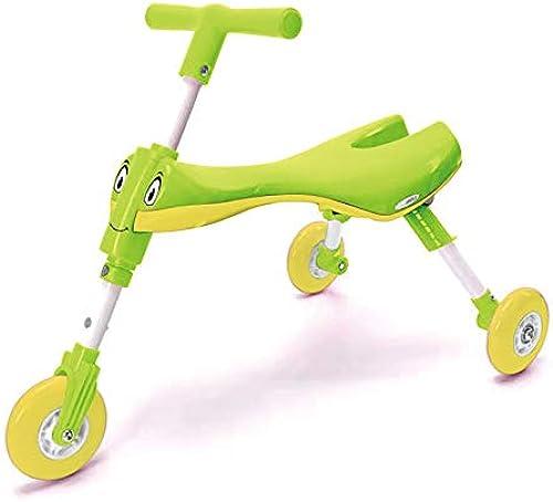 TongT16 Kinder Laufrad Laufürnrad Balance fürrad Ohne Pedale Baby Laufrad 3 R r Balance Bike Faltbares Kinderfürrad Junge mädchen Erst Geburtstag Geschenk Innen Und Au  W-1