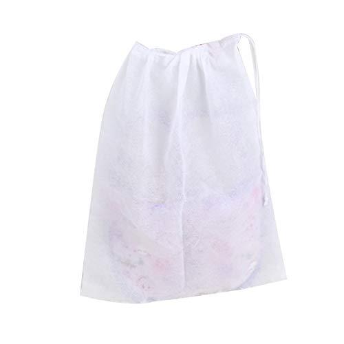 #N/V Bolsa de almacenamiento de zapatos no tejida de viaje con cordón a prueba de polvo bolsa de zapatos impermeable de viaje de lavado de la bolsa de zapatos de ropa de