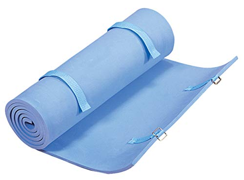 Stansport Pack-Lite Camping Pad, Blue (50- X19- X3/8-Inch)