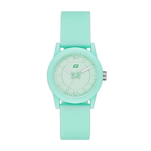 Skechers Reloj Analógico para Mujer de Cuarzo SR6035