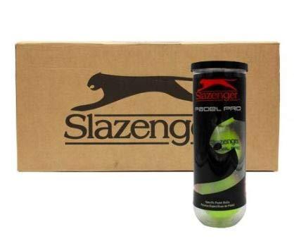 Dunlop Slazenger Padel Pro Box 24 Botes - 72 Pelotas