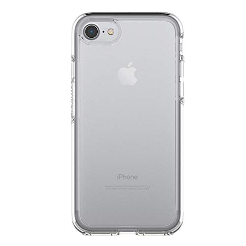 Cell Phone Basic Cases Compatible with OtterBox Symmetry Clear Series Case for iPhone 8 & iPhone 7 (NOT Plus) - Clear
