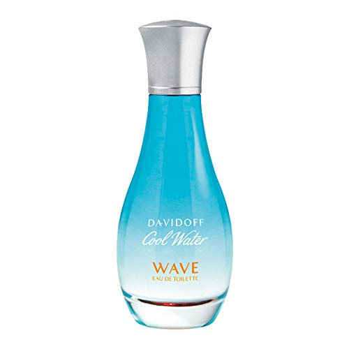 Davidoff Cool Water Wave Woman Eau de Toilette Vapo, 50 ml