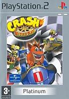 Crash Bandicoot Nitro Kart PLT