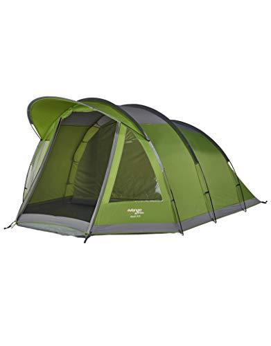 Vango Unisex - Adult Ascott 500, Camping Tent, Family Tent, Treetops, 5 People