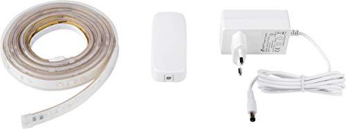 Eve Light Strip - Smarter LED-Lichtstreifen (Deutsche Markenqualität), Weißspektrum & Farbe, 1800 Lumen, keine Bridge erforderlich, einfache Einrichtung, WiFi (Apple HomeKit)