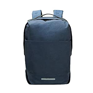 GUMU Portátil Ordenador Mochila de Mochila Estilo Clásico Impermeable Bandolera La Bolsa Hombro Messenger Bag Laptop…