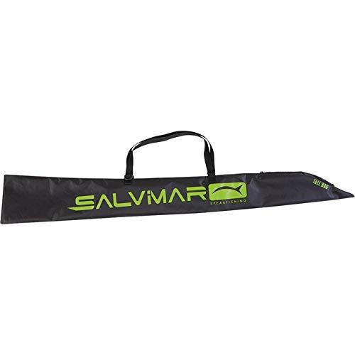 SALVIMAR Tall Bag, Borsa Porta Fucile Unisex Adulto, Nero, 155 cm x 23cm