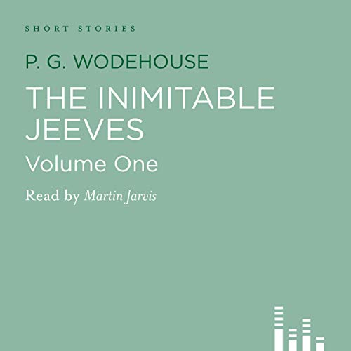 Couverture de The Inimitable Jeeves (Unabridged)