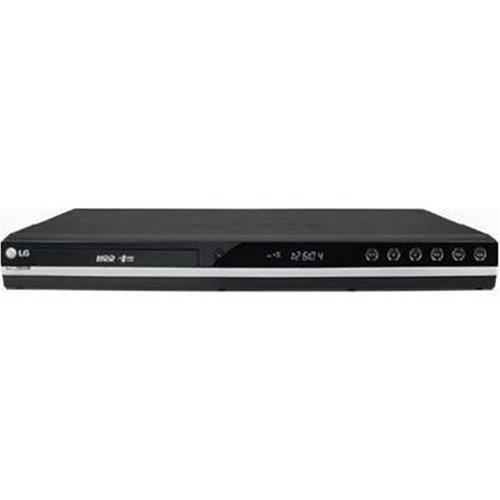 LG RH 387 H DVD- und Festplatten-Rekorder 160 GB (Multiformat, DivX-Zertifiziert, MP3 to HDD Jukebox Function, USB, HDMI)  schwarz