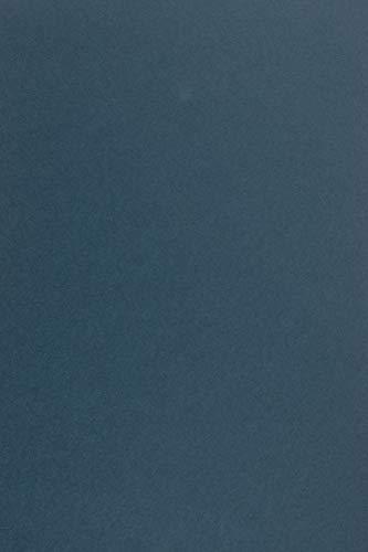 25 Blatt Blau Tonkarton DIN A4 210x297 mm, 210g, Sirio Color Blu, ideal für Hochzeit, Geburtstag, Weihnachten, Einladungen, Diplome, Visitenkarten, Scrapbooking, Basteln und Dekorieren