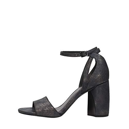 What For Femme Sandalo Black SS18WF467 - - Noir , 40 EU EU